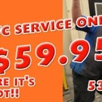 summertime ac service special pro-trans redding california